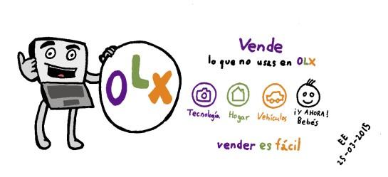 OLX y su nueva línea de productos